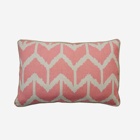 Andrew Martin Togo Pink Cushion