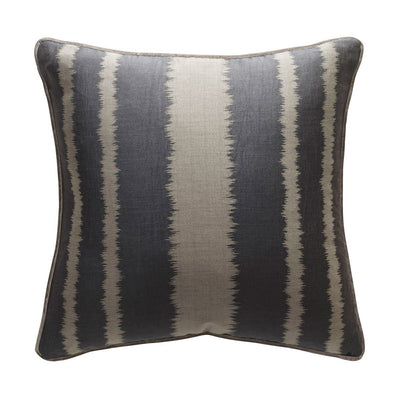 Andrew Martin Lowndes Charcoal Cushion-AndrewMartin-Olivia's