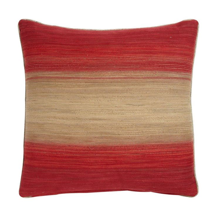 Andrew Martin Santos Red Cushion