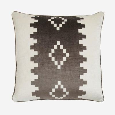 Andrew Martin Mohave Grey Cushion