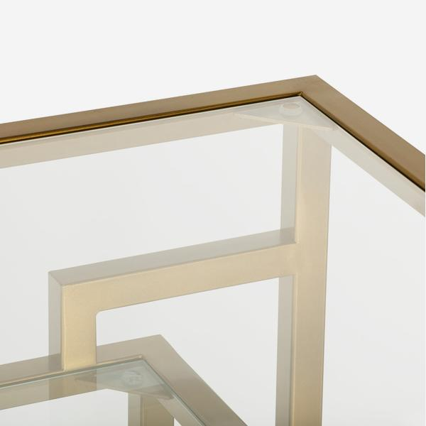 Andrew Martin Architect Console Table-AndrewMartin-Olivia's
