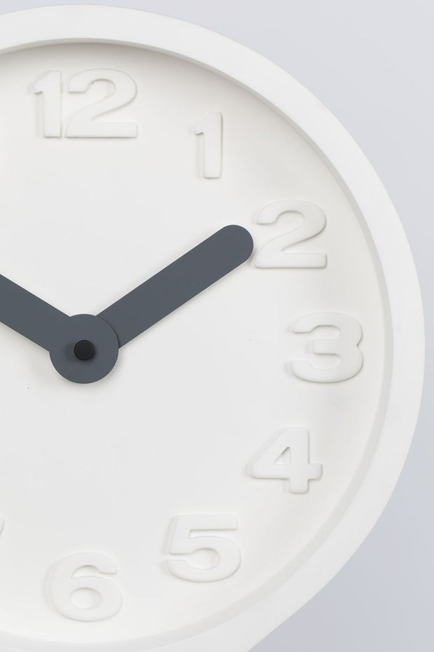 ZUIVER CLOCK GIANT WHITE