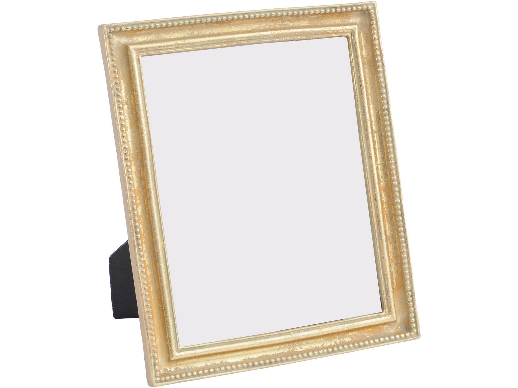Libra Karis 6x8 Inch Gold Beaded Resin Photo Frame | Outlet
