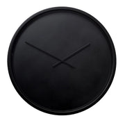 ZUIVER CLOCK TIME BANDIT ALL BLACK