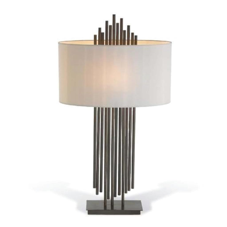 RV Astley Vienna, Bronze Finish Table Lamp-RVAstley-Olivia's