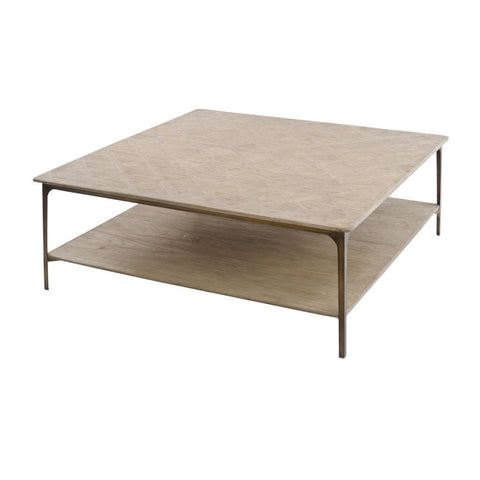 Libra Anstey Mindi Wood Coffee Table
