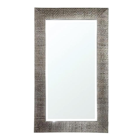 RV Astley Ares Distressed Silver Mirror