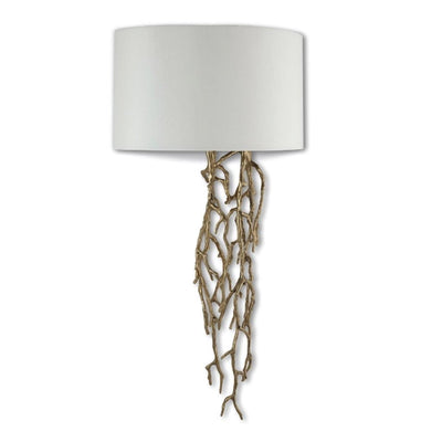RV Astley Brinley Wall Lamp In Brass