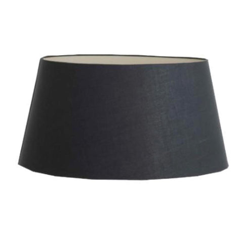 RV Astley Charcoal Oval Shade