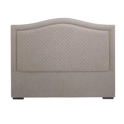RV Astley Claife, Super King Headboard in Grey