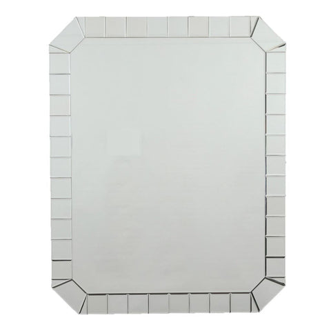 RV Astley Elmire Bevelled Edge Rectangular Mirror