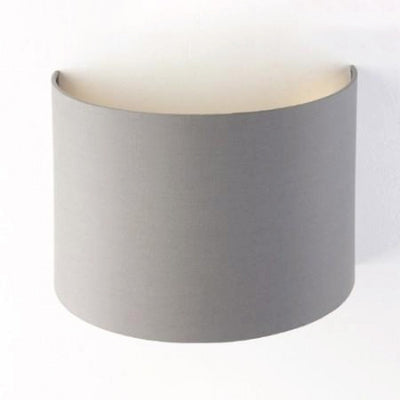 RV Astley Grey Wall Shade With Gold Lining (5854)-RVAstley-Olivia's