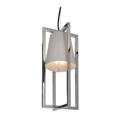 RV Astley Hurricane Pendant In Nickel Finish