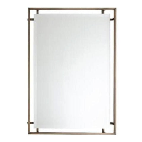 RV Astley Hurricane Rectangular Mirror