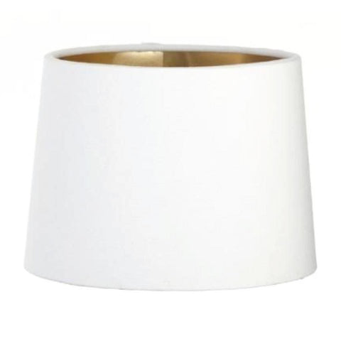 RV Astley Opal Shade With Gold Lining 15cm