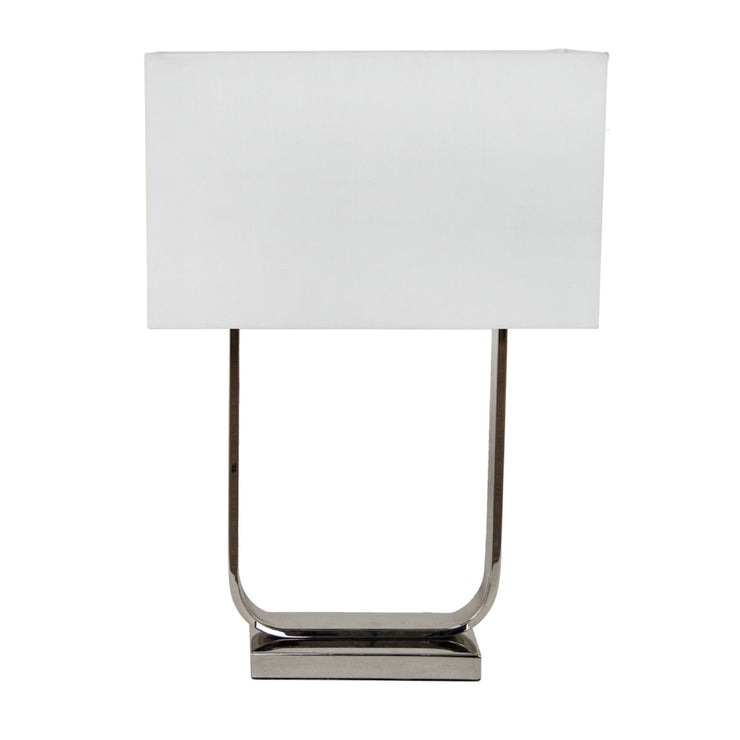 RV Astley Paris Nickel Table Lamp-RVAstley-Olivia's