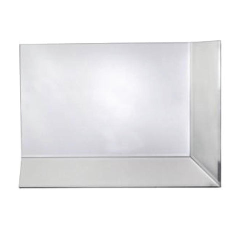 RV Astley Rectangle Mirrored Corner (b/ Right T/ Left)