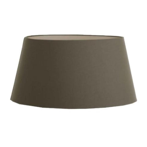 RV Astley Soft Brown Oval Shade