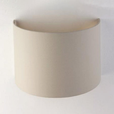 RV Astley Soft Latte, Wall Shade With Gold Lining
