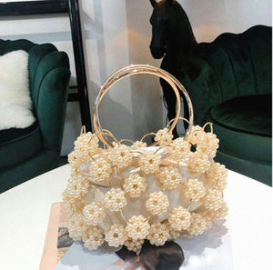 Pearl Ball Bag