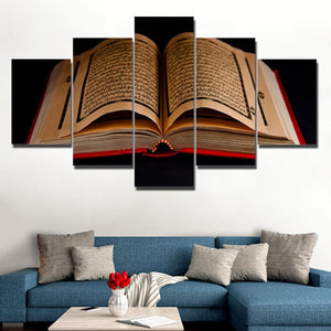 Islamic Canvas Wall Art Paintings