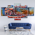 Islamic Wall Art Canvas