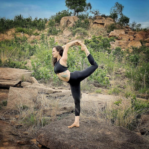 Day 2/ week 3: Dancer Pose/ Natarajasana