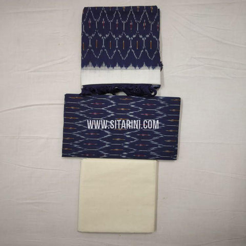 Ikat Suit-Cotton-(3Pcs)-Sitarini-SITICDM565