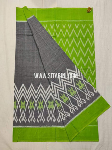 Ikkat Cotton Saree-Sitarini-SITICS464