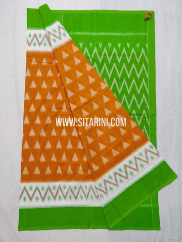 Ikkat Cotton Saree-Sitarini-SITICS475