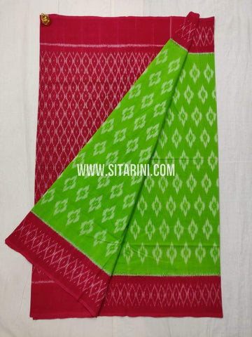 Ikkat Cotton Saree-Sitarini-SITICS476