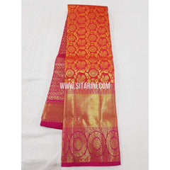 Kanchipuram Saree-Pattu-Multicolor-Sitarini-SITKSS132