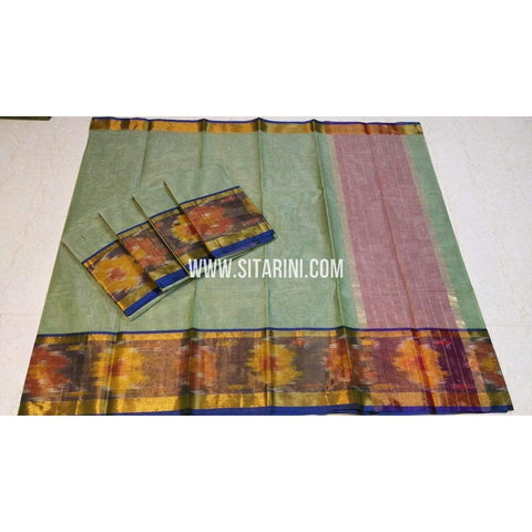 Uppada Cotton Saree-Multicolour-Sitarini-SITUCS137