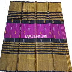 Uppada Pattu Saree-Multicolor-Sitarini-SITUSS243