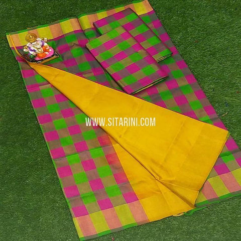 Uppada Saree-Pattu-Multicolor-Sitarini-SITUSS323