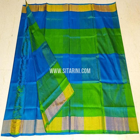 Uppada Saree-Pattu-Multicolor-Sitarini-SITUSS327