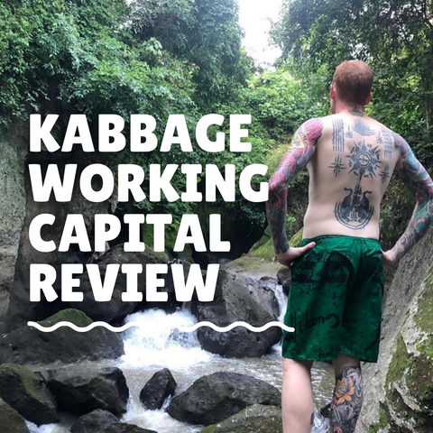 Kabbage Working Capital­­ Review