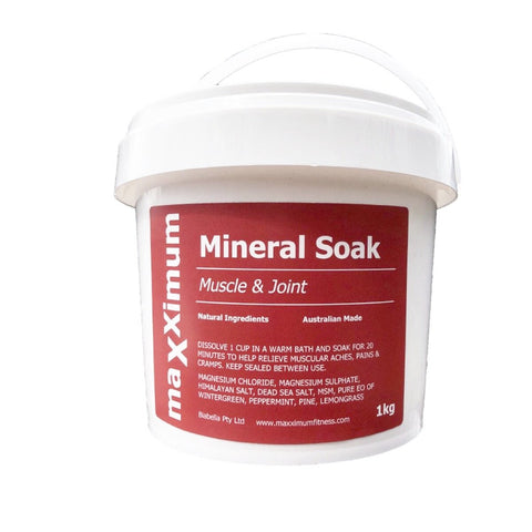 Muscle & Joint Bath Soak 1kg