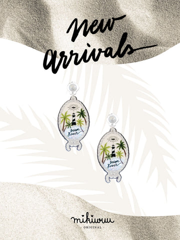 Ocean Lover Earrings