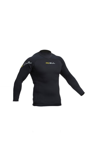 Thermo Top 1mm Junior - Gul - GUL FRANCE