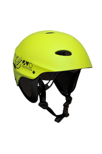 CASQUE EVO JAUNE - ADULTE ET JUNIOR - GUL - GUL FRANCE