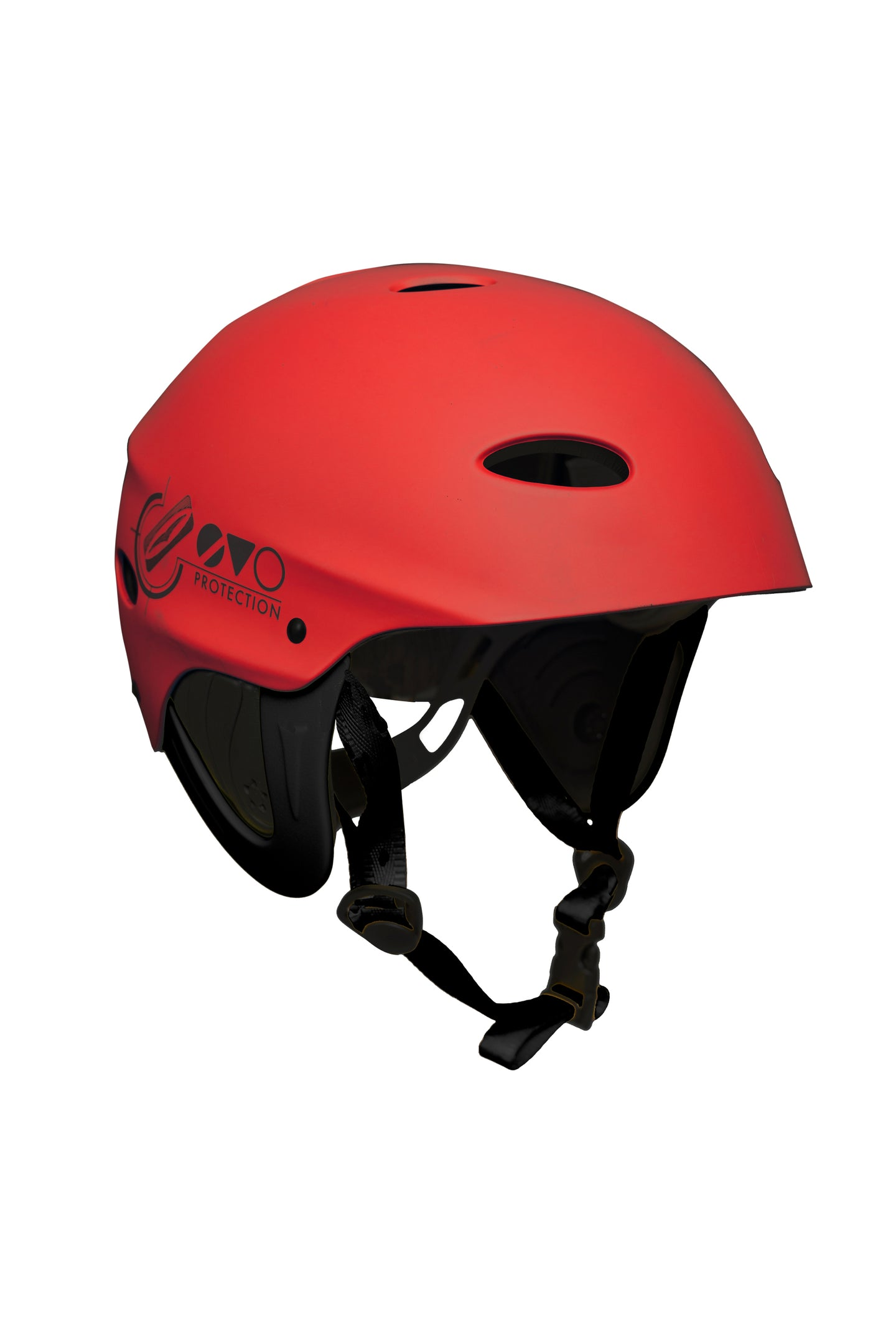 CASQUE EVO ROUGE- ADULTE ET JUNIOR - GUL - GUL FRANCE