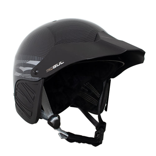 CASQUE ELITE NOIR - GUL - GUL FRANCE