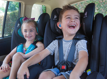 Convertible Carseats 0 - 8 years
