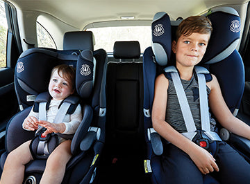 Convertible Booster Seats 6mth - 8 years