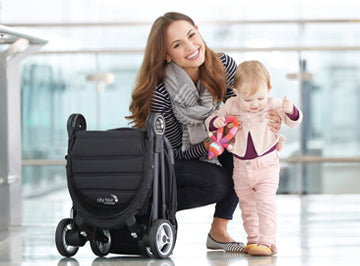 Travel Prams & Strollers