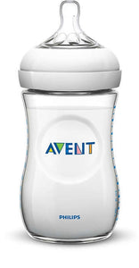 Avent Natural PP Bottle 260ml 1pk