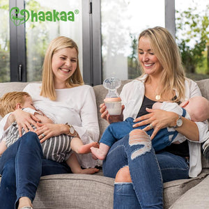 Haakaa Gen 3 Breast Pump & Bottle Set