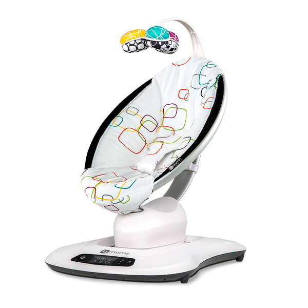 4Moms Mamaroo Multicolour Plush