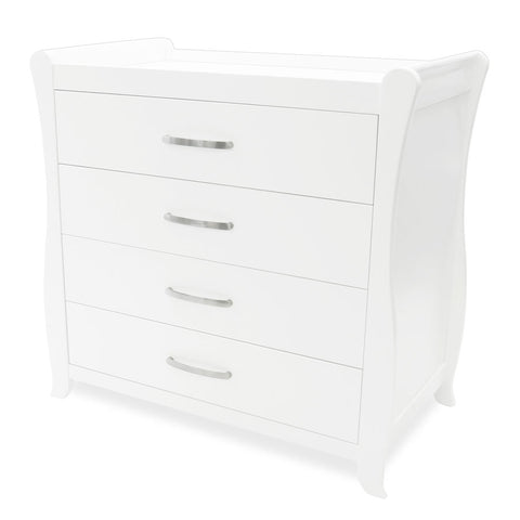 Babyhood Sleigh Chest of Drawers